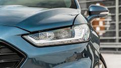 Ford Mondeo 2020 Hybrid Wagon, il gruppo ottico anteriore