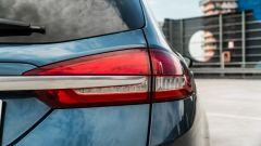 Ford Mondeo 2020 Hybrid Wagon, il gruppo ottico posteriore