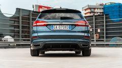 Ford Mondeo 2020 Hybrid Wagon, il posteriore