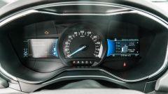 Ford Mondeo 2020 Hybrid Wagon, il quadro strumenti