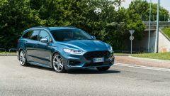 Ford Mondeo 2020 Hybrid Wagon, la prova su strada