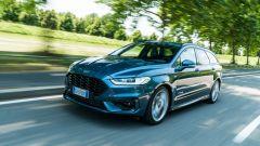 Video: al volante della Ford Mondeo 2020 Hybrid Wagon - Immagine: 1