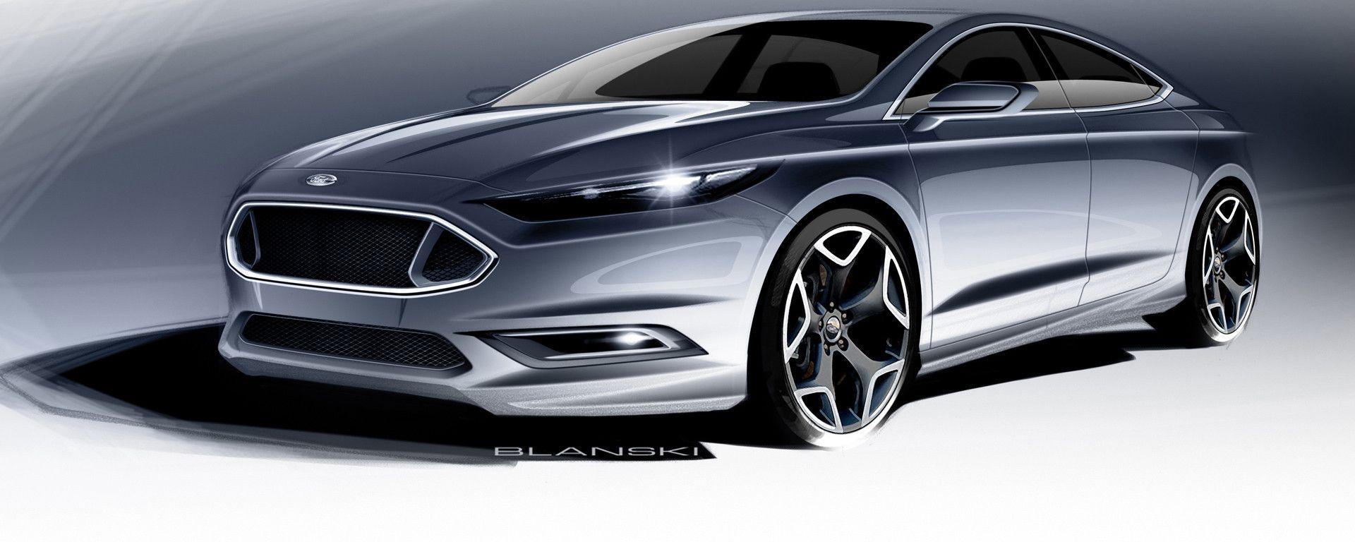 Ford Mondeo 2021: sarà una crossover?