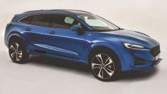 Ford Mondeo: la berlina americana diventa Crossover - Immagine: 1