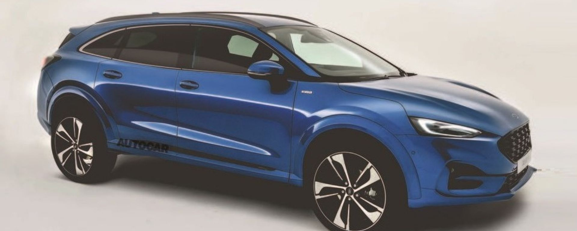 Ford Mondeo: la berlina americana diventa Crossover