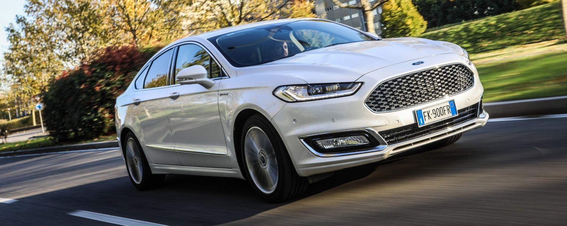 Ford: la Mondeo non sparisce, ma cambia