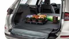 Ford Mondeo Wagon 2019 hybrid: il bagagliaio