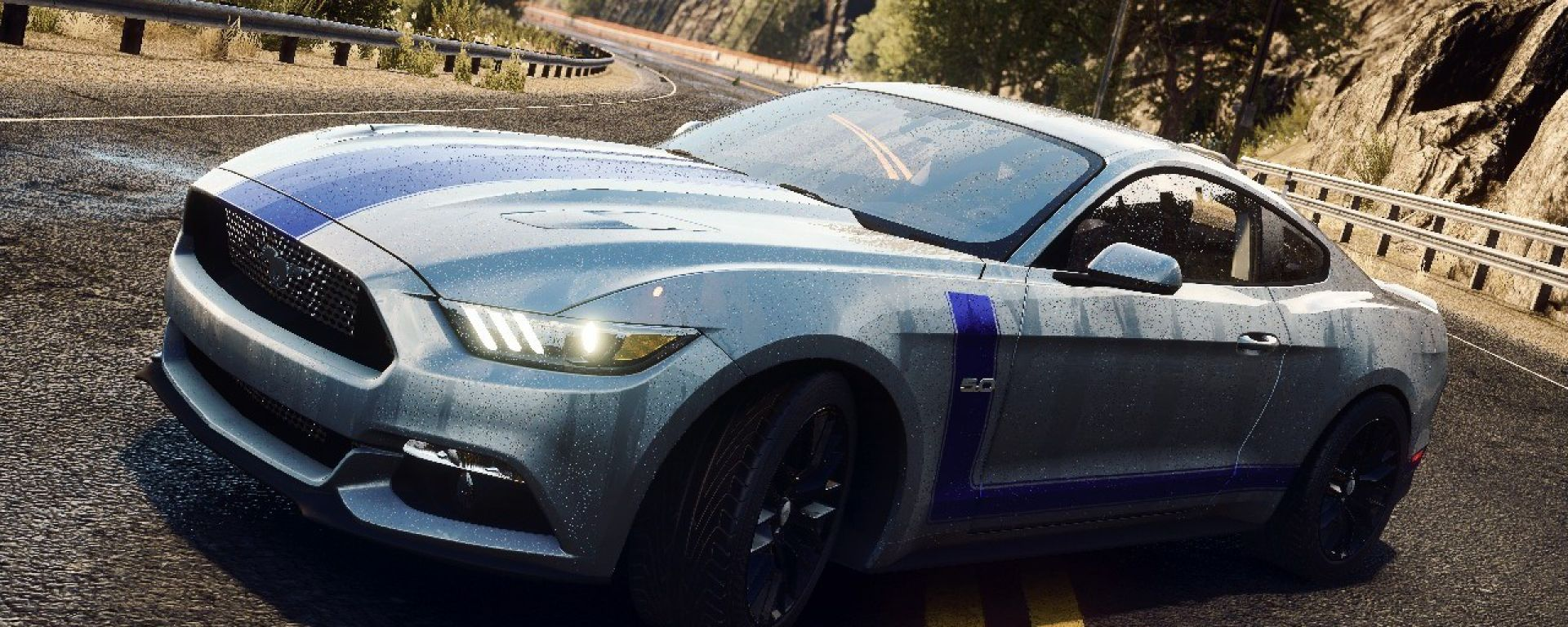 Ford Mustang 2015, star a Hollywood