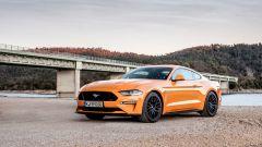 Ford Mustang 2018: lunga vita al V8! - Immagine: 2