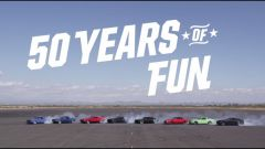 Ford Mustang: 50 years of fun - Immagine: 26