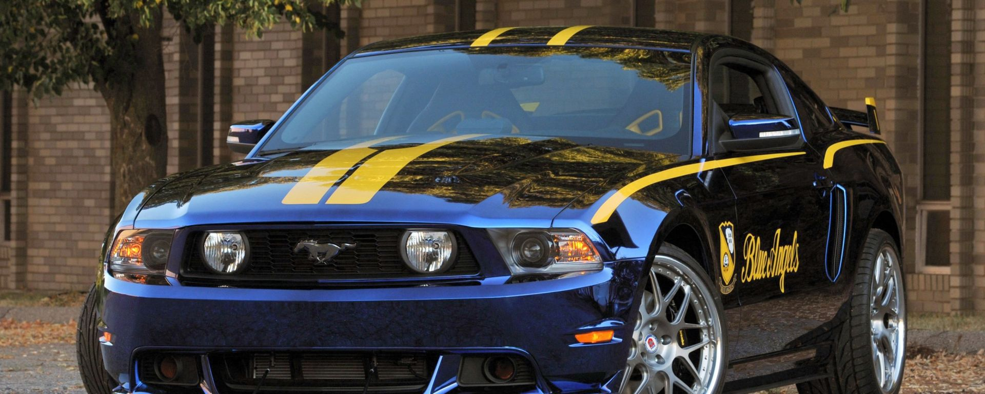 Ford Mustang Blue Angels