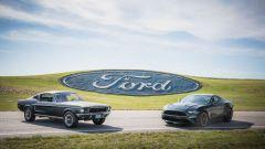 Ford Mustang Bullit: come la sua antenata del 1968