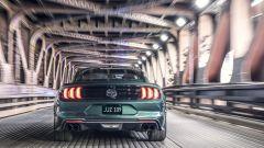 Ford Mustang Bullit: gli scarichi producono lo stesso suono di un V8 anni sessanta