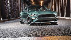 Ford Mustang Bullit: il Dark Highland Green è un omaggio all'auto di Bullit