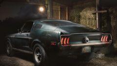 Ford Mustang Bullit: in video dal Salone di Ginevra 2018 - Immagine: 18