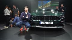 Ford Mustang Bullit: in video dal Salone di Ginevra 2018 - Immagine: 1