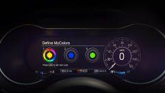 Ford Mustang Cabrio 2018, la nuova strumentazione da 12''