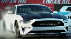 Ford Mustang Cobra Jet 1400, il frontale