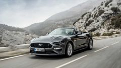 Ford Mustang Convertible del 2018