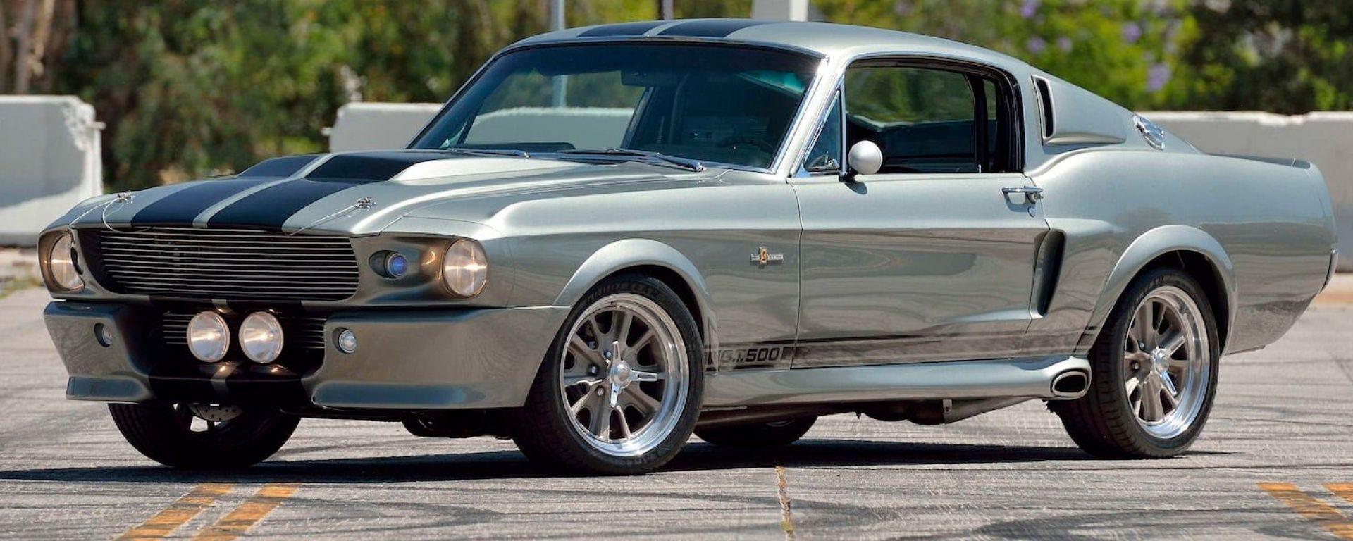 Ford Mustang Eleanor: in vendita l'auto di Fuori in 60 secondi