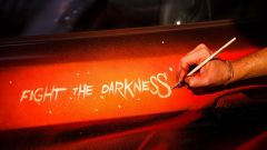Ford Mustang #FightTheDarkness: una special al Lucca Comics - Immagine: 1