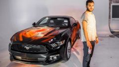 Ford Mustang #FightTheDarkness: una special al Lucca Comics - Immagine: 3
