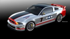 Ford Mustang GT Red Tails - Immagine: 3