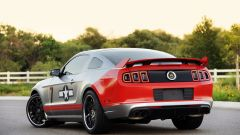 Ford Mustang GT Red Tails - Immagine: 5