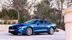 Ford Mustang Mach-E: presto in versione totalmente elettrica - Immagine: 3