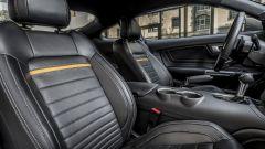 Ford Mustang Mach 1 2021: interni, i sedili