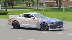 Ford Mustang Mach 1, nuovi fascioni e calandra la distingueranno dalla Bullitt