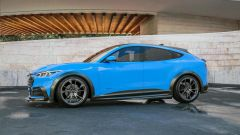 Ford Mustang Mach-E by Motion R Design, vista laterale