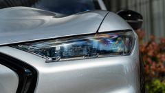 Ford Mustang Mach-e: dettaglio luci