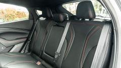 Ford Mustang Mach-e: divanetto posteriore
