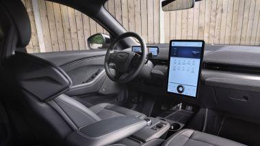 Ford Mustang Mach-e GT: interni