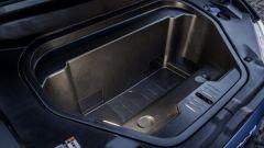 Ford Mustang Mach-E, il vano anteriore