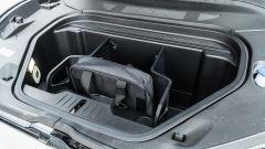 Ford Mustang Mach-e: il vano sotto il cofano