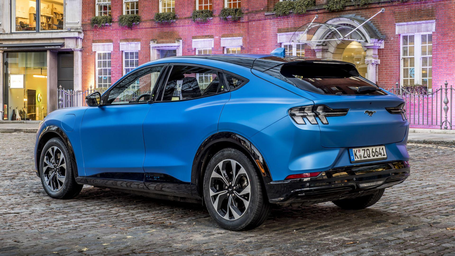 ford mustang mach-e in vendita a fine 2020: quanto costa