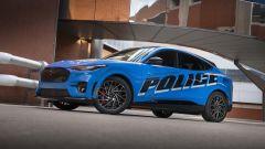 Ford Mustang Mach-e insieme alla Michigan State Police