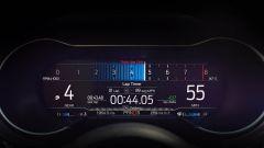 Ford Mustang restyling: c'è anche una visuale specifica per quando si corre in pista