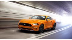 Ford Mustang restyling