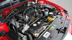 Ford Mustang Shelby GT500: il motore