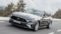 Ford Mustang V8 Convertible