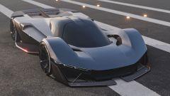 Ford Mustang Vision 001: somiglia alla Aston Martin Valkyrie