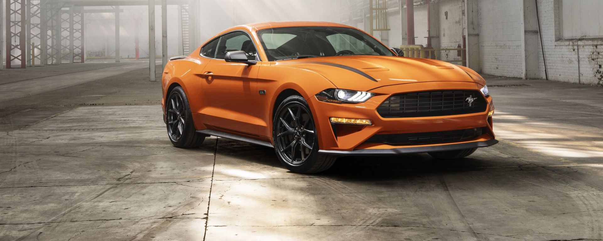 Ford Mustang55 Edition