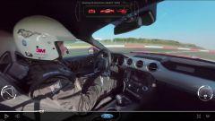 Ford Mustang GT: un on board a 360 gradi - Immagine: 8