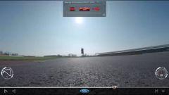 Ford Mustang GT: un on board a 360 gradi - Immagine: 5