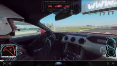 Ford Mustang GT: un on board a 360 gradi - Immagine: 1