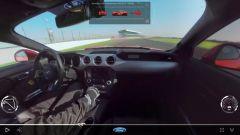 Ford Mustang GT: un on board a 360 gradi - Immagine: 3