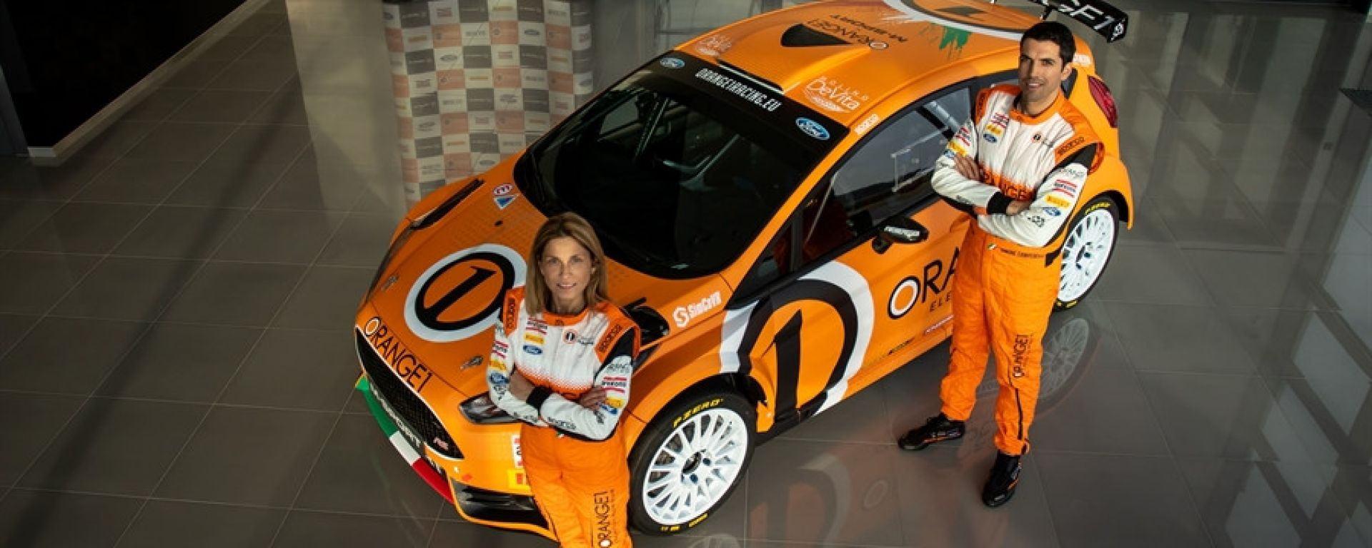 Ford Orange1 Racing: con Campedelli l'obbiettivo è vincere